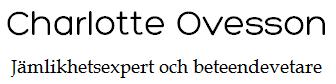 Charlotte Ovesson